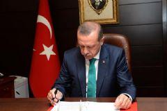 Cumhurbaşkanı Erdoğan'dan İki Önemli Atama