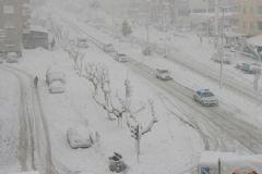 Kar Mut'ta 60 Santimetreyi Aştı, Okullar Tatil Edildi