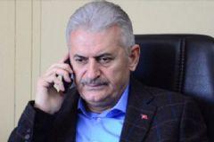 Başbakan Yıldırım'dan Rus Mevkidaşına Telefon