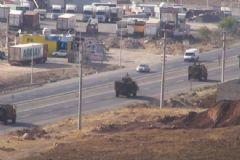 Şırnak'ta Askeri Sevkiyat