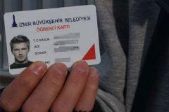 İzmir Belediyesi'nde Fıkra Gibi Olay: Beckham'lı Öğrenci Kartı