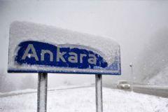 Ankara Dikkat! Yoğun Kar Yağışı Geliyor