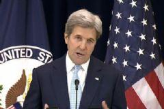 John Kerry, Filistin-İsrail Barışının Tek Yolunu Açıkladı