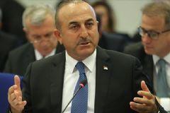 Mevlüt Çavuşoğlu: Suriye'de Ateşkes, Her An Olabilir