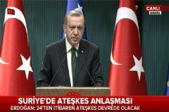 Cumhurbaşkanı Erdoğan'dan Kosovalı Gazeteciye FETÖ Cevabı