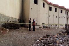Patlayıcı Maddeyi Kucaklayan Çocuk Hayatını Kaybetti