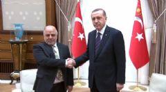 Cumhurbaşkanı Erdoğan, Irak Başbakanı İbadi İle Görüştü