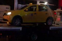 Terörist Bu Taksiyle Geldi!