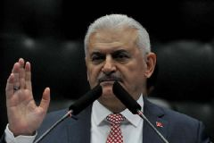 Başbakan Yıldırım AK Parti Grup Toplantısında Konuştu