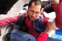 Terörist Zannedilip Darp Edildi, Gerçek Karakolda Ortaya Çıktı