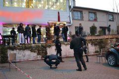 İstanbul Fatih'te Silahlı Saldırı! Yaralılar Var!