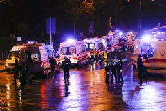 Beşiktaş Saldırısında Yaralanan Polis Şehit Oldu