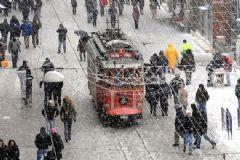 Yılın En Kuvvetli Kar Yağışı Geliyor