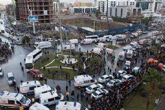 İzmir Saldırısı Dünyada Böyle Yankı Buldu