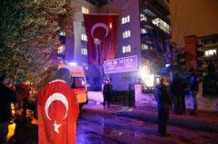 Polisler Acı Haberi Vermeye Gitti, Şehit Fethi Sekin'in Çocukları 'Babamız Evde Yok Kapıyı Açamayız' Dedi