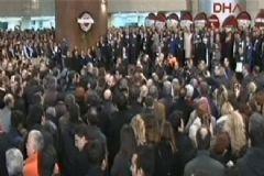 İzmir Adliyesi'nin Önünde Şehitler İçin Tören