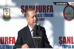 Cumhurbaşkanı Erdoğan: Büyük Bir Felaketin Önüne Geçildi