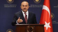 Dışişleri Bakanı Çavuşoğlu: Müttefikimizin, Terör Örgütüne Silah Vermesi Kabul Edilemez
