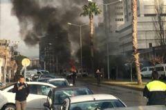 İzmir Adliyesi'ne Saldıran Teröristlerin Nereden Geldiği Belli Oldu