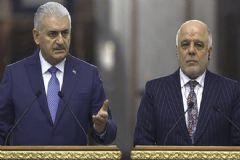 Başbakan Yıldırım ve İbadi'den Ortak Açıklama: Sincar Temizlenecek