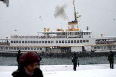 İstanbul'da Kar Yağışı Ne Zamana Kadar Devam Edecek?