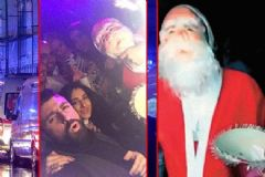 Reina'daki Noel Baba O Gece Hakkında Açıklama Yaptı