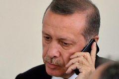 Cumhurbaşkanı Erdoğan Kahraman Şehidin Ailesi ile Görüştü