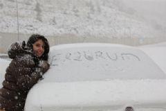 Erzurumlular İsyan Etti: Bizim Çocuklar Kutup Ayısı mı?