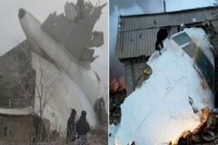 Türk Kargo Uçağı Düştü!.. Çok Sayıda Ölü Var!