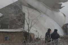Uçak Kazası ile İlgili Bişkek'e İki Uzman Ekip Gidiyor