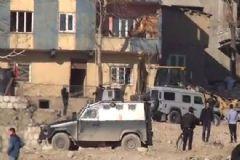 Diyarbakır'da ve Şırnak'ta Patlama!