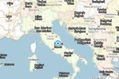 İtalya'da Korkutan Depremler! Metro Boşaltıldı