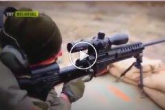 Türkiye'nin İlk Keskin Nişancı Tüfeği Bora-12'nin Atış Testi