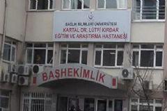 Kartal Eğitim ve Araştırma Hastanesi'ne Ateş Açıldı