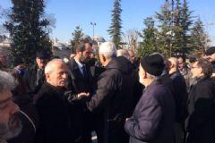 Cumhurbaşkanı Erdoğan'dan, Sancaklı'ya Taziye Telefonu