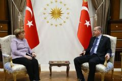 Erdoğan, Merkel'in O Sözüne Tepki Gösterdi