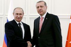 Erdoğan ve Putin, Moskova'da Görüşecek