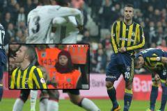 Van Persie'den Beşiktaşlıları Kızdıran Hareketler
