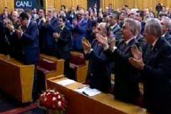 Bahçeli, 'Kesinlikle Ve İstisnasız Erdoğan'ı Tercih Ederim' Dedi Dakikalarca Ayakta Alkışlandı