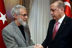 Yusuf İslam, Erdoğan'ı Ziyaret Etti