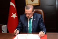 Cumhurbaşkanı Erdoğan Yeni Anayasa Teklifi İçin Onay Verdi