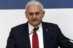 Başbakan Yıldırım'dan Bayrak Açıklaması