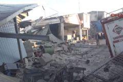 Gaziantep'te Sanayi Sitesinde Patlama!