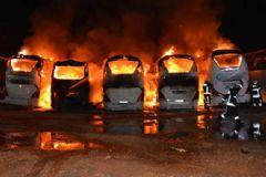 Bursa'da 6 Otobüs Kullanılamaz Hale Geldi