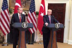 Dünya Basınında  Erdoğan Trump Görüşmesi