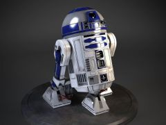 R2-D2 Star Wars'a Veda Ediyor!
