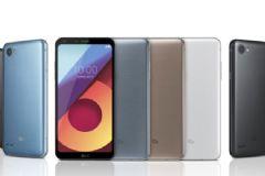 LG Q6 Serisini Tanıttı