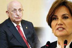 TBMM Başkanı Kahraman'dan Meral Akşener'e Tepki