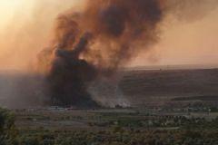 Kilis'teki Askeri Bölgede Patlama