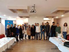AGUYAD'ın Yolsuzluk Önlenme Projesi Final Yaptı
